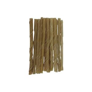 15 x Rawhide Twisted Sticks